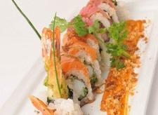 Monday 2 for 1 Sushi Happy Hour