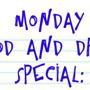 Monday Special: $15.99 All-You-Can-Eat-Wings & $4.50 Select Domestic 34 oz. Mother Plucker Mugs
