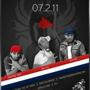  RED WHITE BLUE AFFAIR FT. DJ RAPID RIC, DJ BLITZ, DJ NYCE