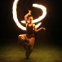 Fire Dancing with Baruzula