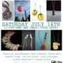 4th Jewelry by Artists Exhibition - FREE TO ATTEND! Featuring 8 Local Jewelry Designers