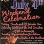 Speakeasy's 4th of July Weekend Festivities