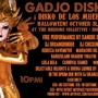  Disko De Los Muertos - Gadjo Disko Halloween Party feat. Sangre del Sol