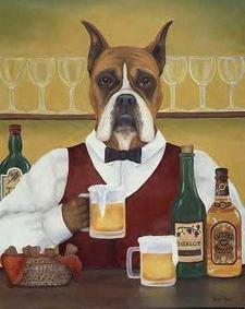 Doggie Happy Hour 6-9