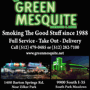 Green Mesquite BBQ