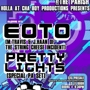 Eoto (members of String Cheese Incident) and Pretty Lights!