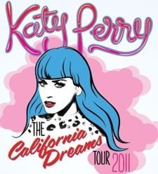 "Katy Perry ""California Dreams Tour"""