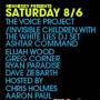 Lolla Afterparty: The Voice Project and White Lies DJ set!