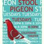  Stool Pigeon