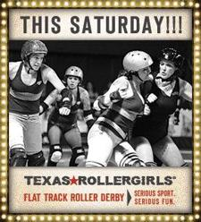 Texas Rollergirls: Home Season Championship Games