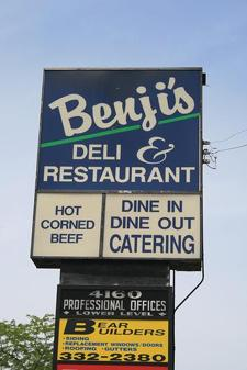 Benji's Fish Fry