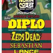 NCMF After Party: <br />Diplo w/ Zeds Dead, Sebastian