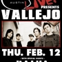 Vallejo w/Kalua at Pangaea Live!