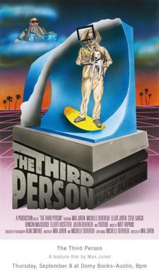 The Third Person A feature film by Max Juren