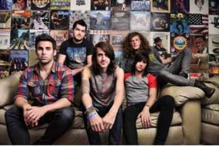 Mayday Parade with We Are The In Crowd, You Me At Six, There For Tomorrow