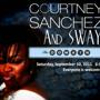 FREE SHOW!  Courtney Sanchez and SWAY on the Domain Main Stage