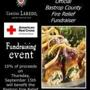 Official American Red Cross Bastrop County Fire Relief Fundraiser