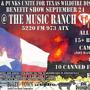 METAL & PUNKS UNITE FESTIVAL! Benefit For TEXAS WILDFIRE DISASTER!