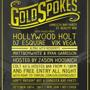 GOLD SPOKES Gangsta Rap Party