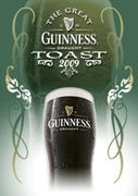 Great Guinness Toast