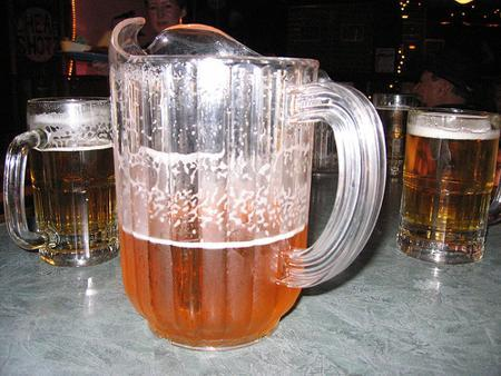 Monday Special 7-11pm: $9 Pitchers