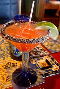 Tuesday Happy Hour All Day: $4.95 Margaritas, $5 House Wine  &amp; 1/2 Price Select Appetizers!