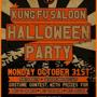  Kung Fu Saloon Halloween Party