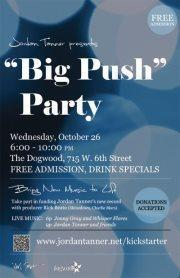 JT's &quot;BIG PUSH&quot; Party