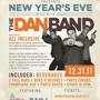 Kung Fu Saloon Presents: ALL INCLUSIVE New Years Eve Party with The Dan Band