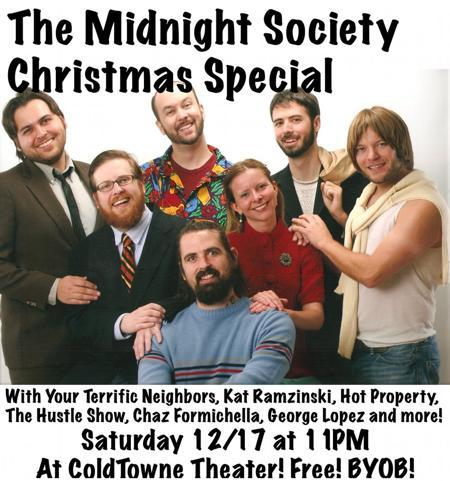 Midnight Society Christmas Special