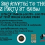 New Zealand Party at SXSW
