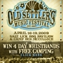 Old Settler's 22nd Annual Music Festival