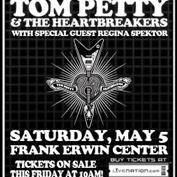 Tom Petty & The Heartbreakers with special guest Regina Spektor