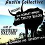  Austin Collective Presents FREE SHOW SATURDAY with The Scarlet Effect and Treetop Sailors at  Shiner's Saloon