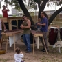 Rattletree Marimba plays a free picnic/potluck/dance party every third Sunday!!