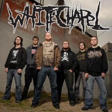 White Chapel, The Brigade, Killing In Apathy, Headcrusher