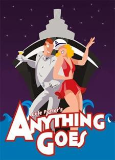 Cabrillo Stage - Professional Musical Theatre - presents Anything Goes