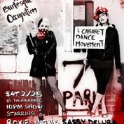 Lowbrow at the Highball Presents: Leveraged Assets – A Burlesque Occupation!