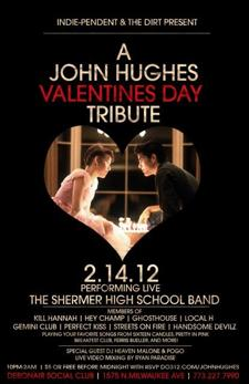 A Very John Hughes Valentine's Day - Tribute Band