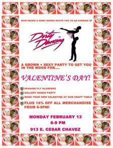 Valentine's Day Party: Dirty Dancing