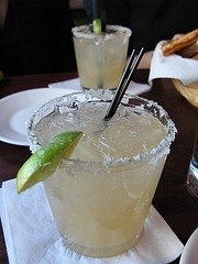 Happy Hour 4-7: $1 Off Margaritas, Wine & Mixed Drinks and $4-$6 Appetizers
