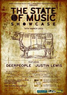 Choose My Music and Sweet Tea Pumpkin Pie presents:  The State Of Music (FREE w/ RSVP on Do512)