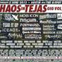  Chaos in Tejas Day 2: Municipal Waste + Dropdead + Forward + Heratys + Skizophrenia + Mauser + Wild//Tribe + Brain Killer + Kowa