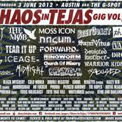 Chaos In Tejas Day 4 - Ringworm, the Abused, Toxic Holocaust, Midnight...