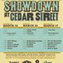 Filter Magazine's Showdown @ Cedar Street Day 2 (Free w/ RSVP)