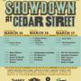 Filter Magazine's Showdown @ Cedar Street Day 3 (Free w/ RSVP)