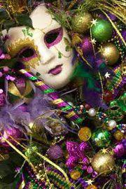 MARDI GRAS AT HOTEL VEGAS with ROXY ROCA &  Gumbo Ce Soir !!
