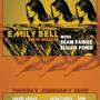  Sean Faires/Emily Bell/Elijah Ford @ Hotel Vegas