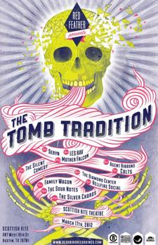 Red Feather Presents: TOMB TRADITION (BUY YOUR TICKETS AT LINK BELOW!!!) (FREE RSVP IS CLOSED)