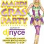  Fat Tuesday Mardi Gras Party!